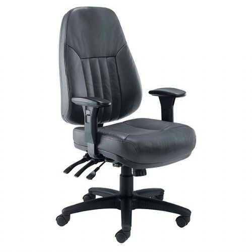 Hercules Leather Heavy Duty Office Chair